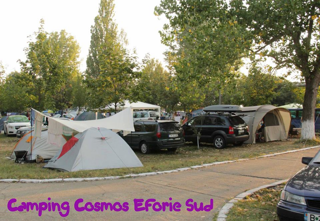 Camping Cosmos - Eforie Sud