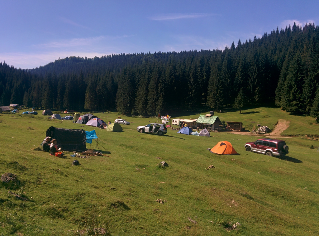 Offcamping Glavoi