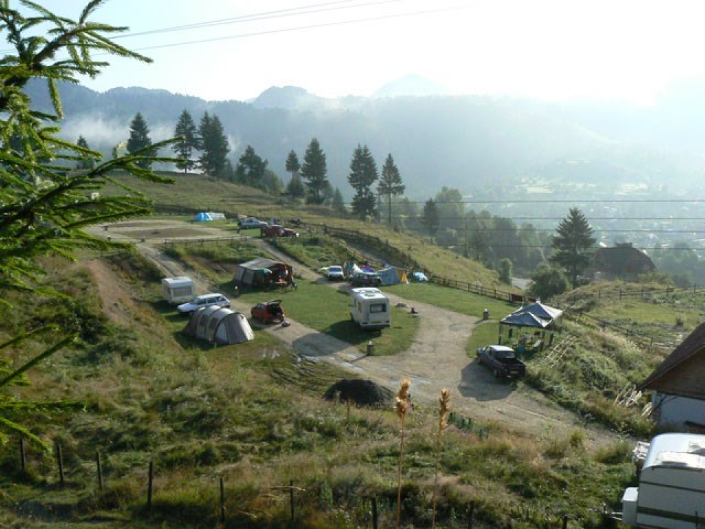 Panoramic Campsite