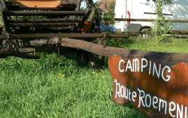 Camping Route Roemenie